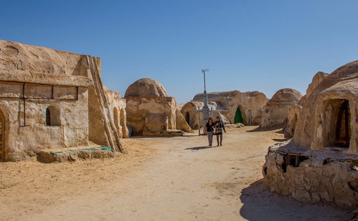 Star Wars In Tunisia To The Birthplace Of The Skywalkers